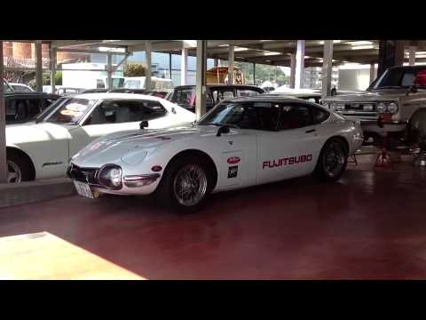 Toyota Classic Japanese Sports Car Youtube