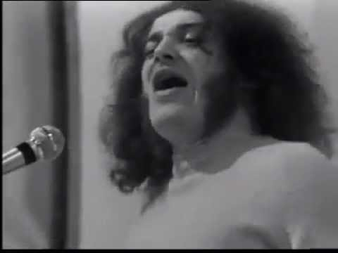 Joe Cocker  She Came in Through the Bathroom Window French TV Performance, 1969