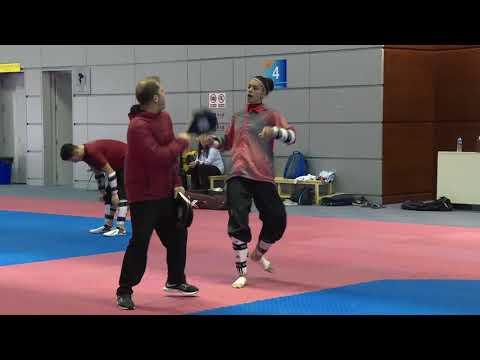 Warm-up Training | 2018 World Taekwondo Grand Slam Champions Series