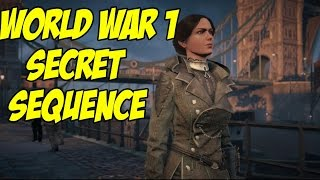 Assassins Creed Syndicate The War At Home World War 1 Secret Sequence Lydia Gameplay Walkthrough