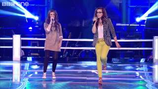 frances wood vs kate read ironic the voice uk battles 2 bbc one
