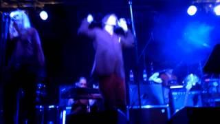 Phillip Boa and the Voodooclub - Under A Bombay Moon Soon - Erfurt, HsD Gewerkschaftshaus 29.09.2012
