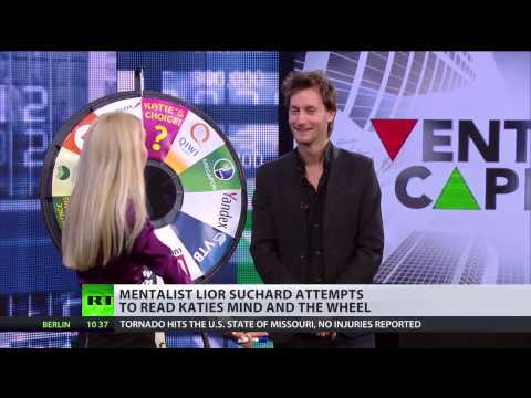 Russia today Lior Suchard mentalist on Venture Capital