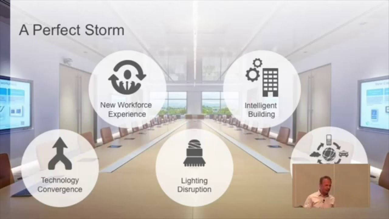 Cisco Digital Ceiling Introduction with John Baekelmans - YouTube