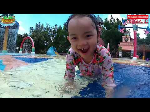 Palembang Vacation - Amanzi Waterpark