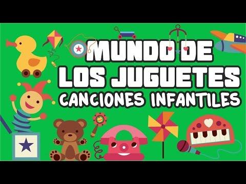 Guarda Los Juguetes - Canciones Infantiles