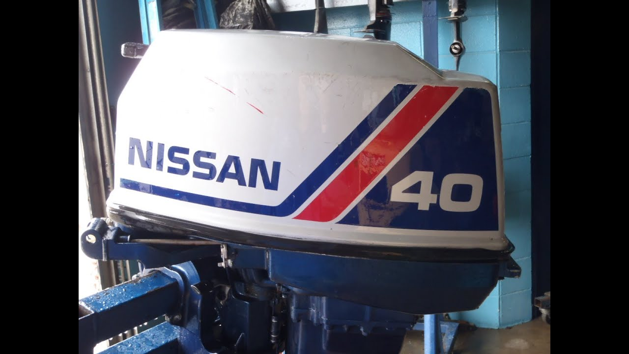 trade fs nissan bloodydecks threads img pics w little motor forums great or outboard