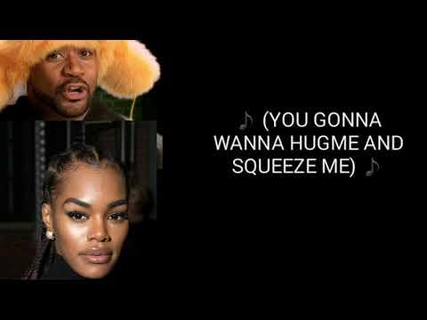 Teyana Taylor Gonna Love Me (Remix Lyrics) ft.Ghostface