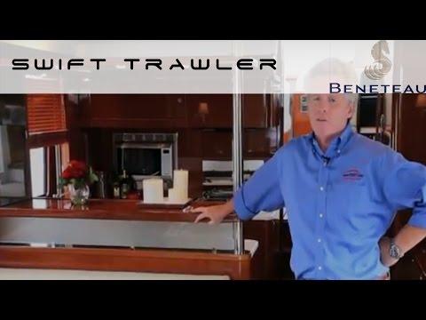 Beneteau Swift Trawler 52 - Features by BoatTest.com