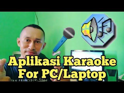Aplikasi Karaoke Untuk Pc/Laptop Paling Populer