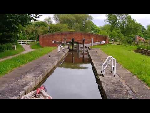 Chesterfield Canal - Turnerwood to Shireoaks in 6 minutes