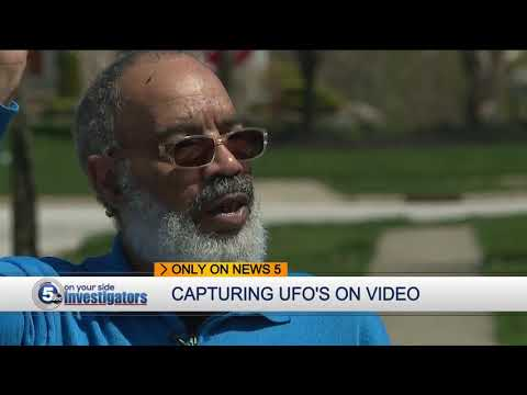 Local UFO videographers believe Northeast Ohio is a UFO sighting hot zone