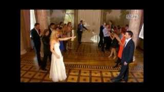 Свадебный танец Зайчихи и Майорова