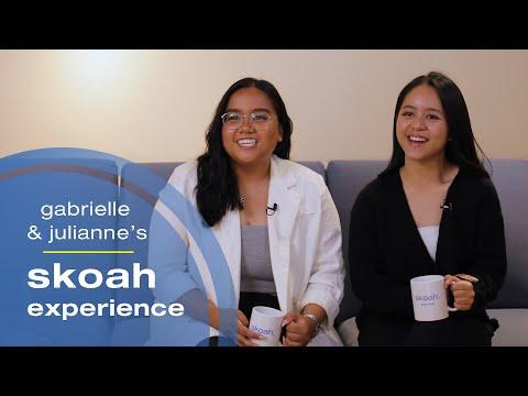 Gabrielle & Julianne's Experience At Skoah Yaletown