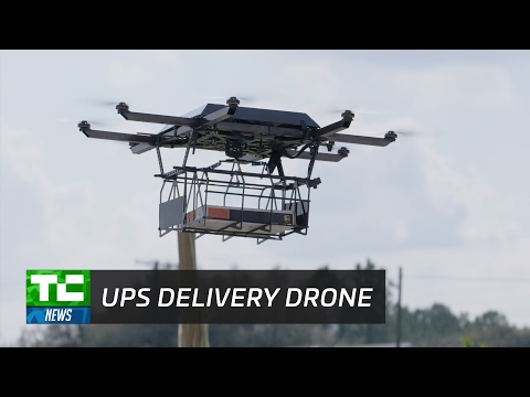 UPS tests residential drone delivery