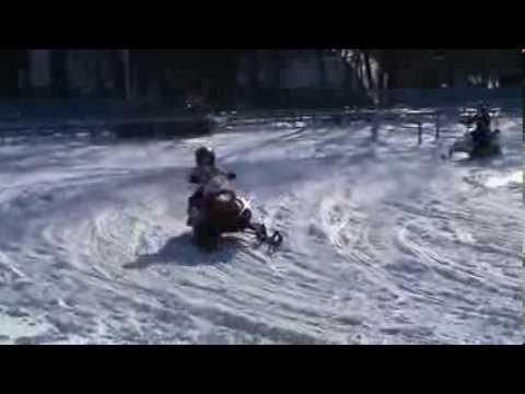 видео: Детский снегоход Тайга РМ Рысь