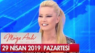Müge Anlı ile Tatlı Sert 29 Nisan 2019 - Tek Parça
