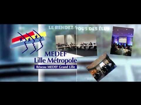 Le Medef Lille Métropole : Accompagner et représenter
