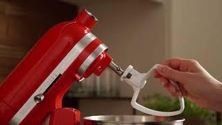 How to: Use the Artisan Mini Stand Mixer   KitchenAid Artisan Mini