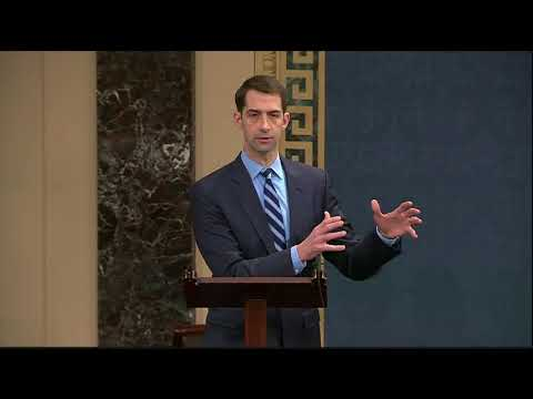 February 15, 2018: Sen. Cotton Slams Reckless Immigration Proposal