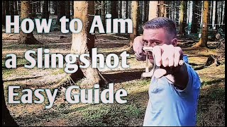 How to aim a Cataput. Simple guide for beginners