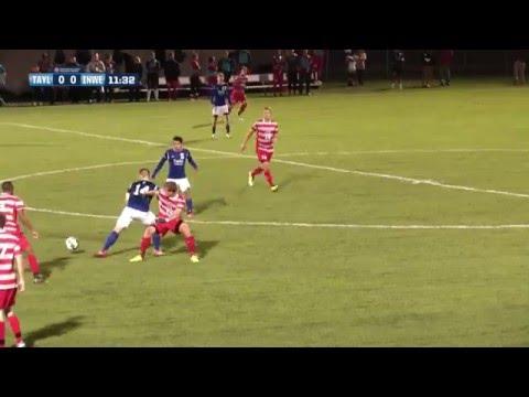 Livestream: Taylor vs. Indiana Wesleyan - Men's Soccer - October 8