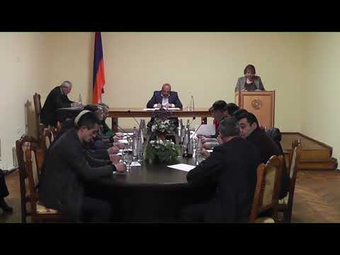 Սիսիանի համայնքի ավագանու նիստ 26.04.2019