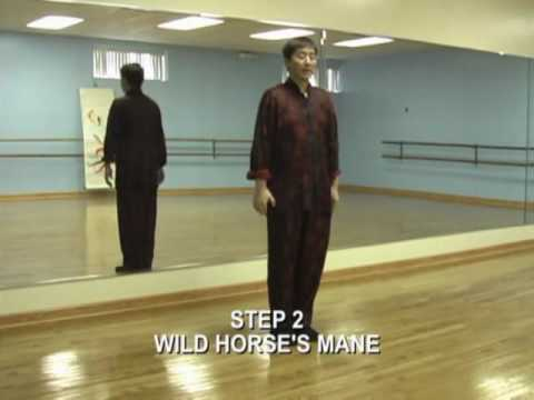 Souvent Tai Chi Chuan 24 Steps Beginners Lesson 1 - YouTube CY46