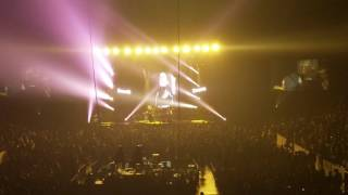 Arijit Singh LIVE IN CHICAGO 2017 - Final Moments - Channa Mereya