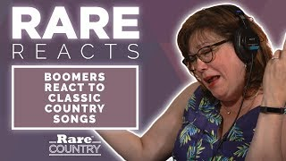 Boomers React to Classic Country Songs | Rare Country