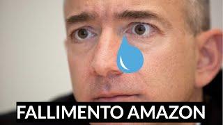 AMAZON CHIUDE IN CINA - Bezos disperato!? #sperimentatori