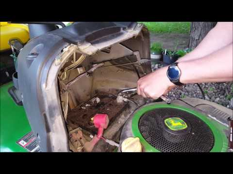Riding Lawn Mower Wont Start?  (Try this before buying a new battery)