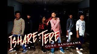 Ishare Tere   Guru Randhawa   Dhvani Bhanushali   Dance Cover