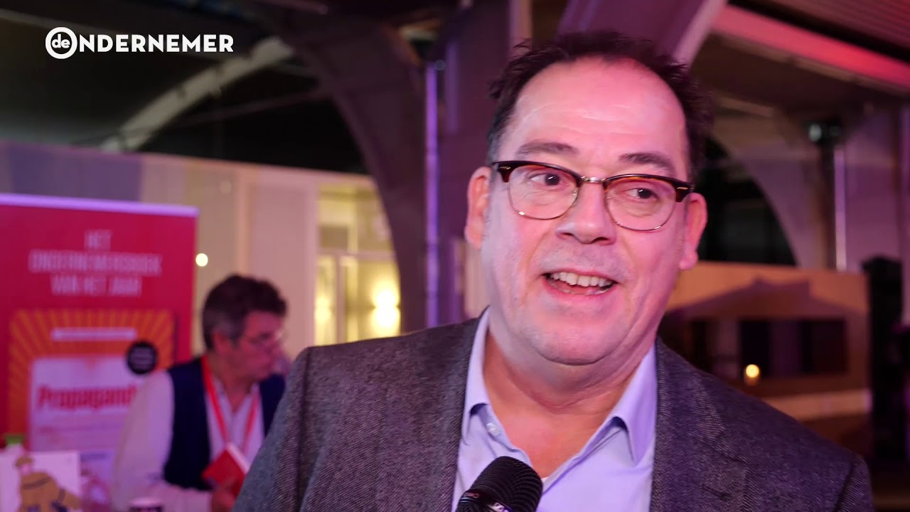 Interview MKB congres - oktober 2019