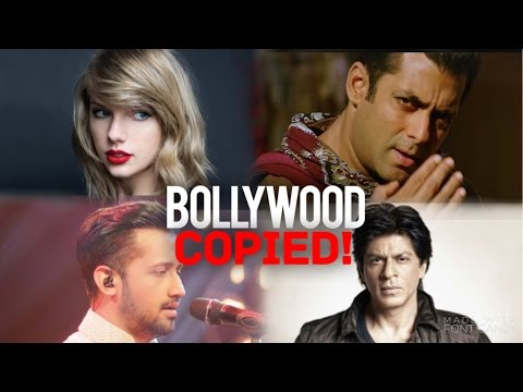 10 Times Bollywood Copied Pakistani And Hollywood Songs