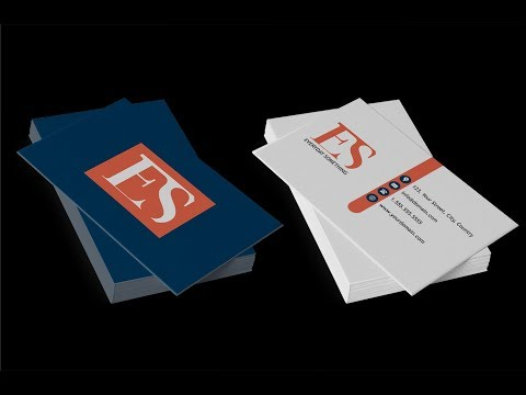 How To Design Business Cards With Vectornator