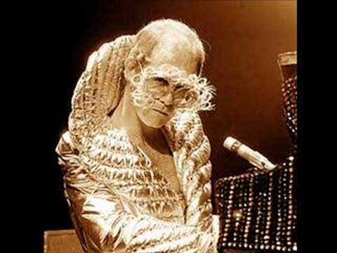 Elton John & Cat Stevens - Honey Man - 1971