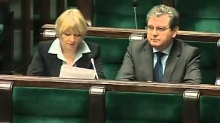[93/465] Barbara Bartuś: Dziękuję. Panie Marszałku! Wysoka Izbo! Pani Minister! 19 września b..