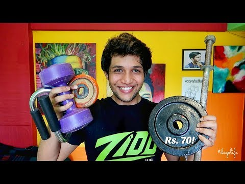 How I Buy Gym Equipment In CHEAP PRICE