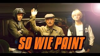 SO WIE PAINT feat. UnsympathischTV (Official Video)