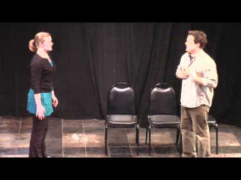 """Baby Wants Candy The Improvised Musical: """"Wow! The Musical""""- Melinda and Fred a Love Song"""