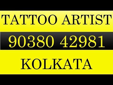 Best Tattoo Artist in Kolkata