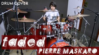 Download Faded - Alan Walker (Pierre Maskaro - 9 anos) Drum Cover Mp3