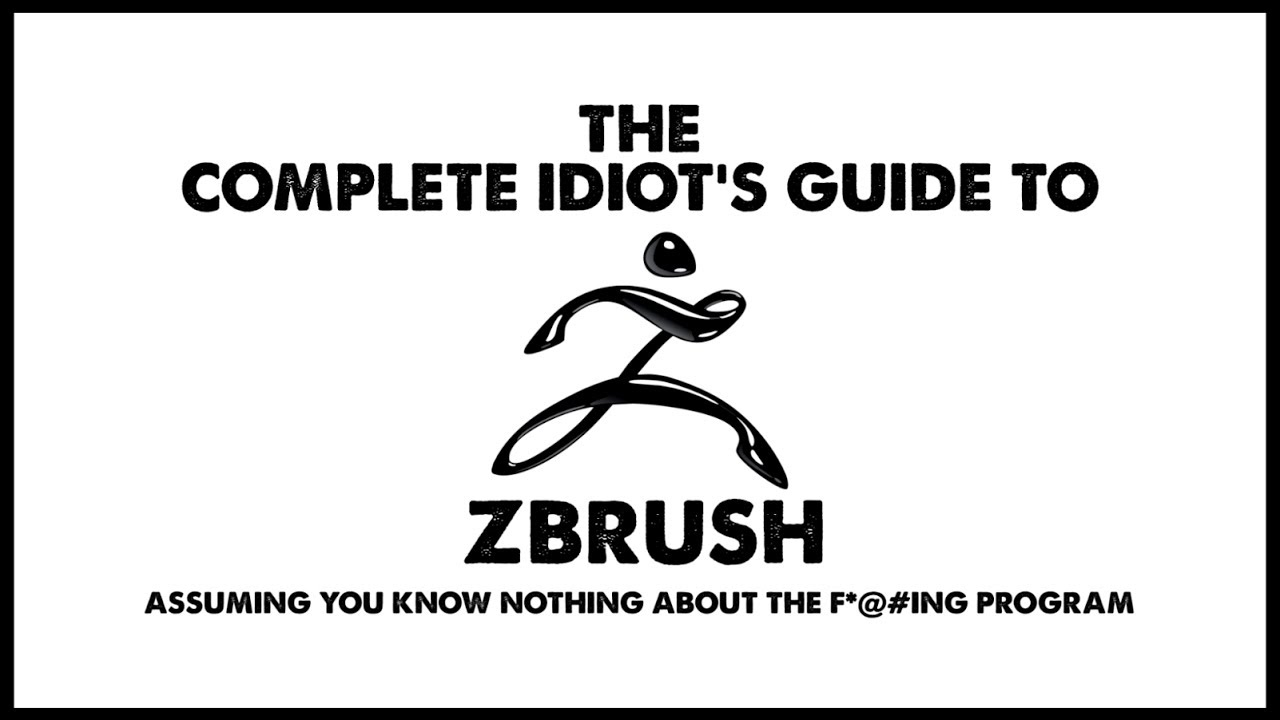 TUTORIAL - ZBrush for Beginners