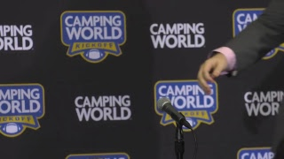 Coach Saban's Postgame Press Conference following Alabama's 51-14 win over Louisville