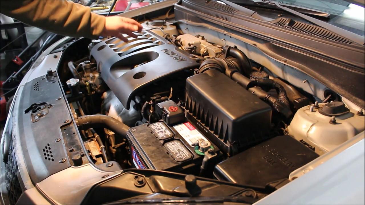 2011 Kia Rio starter motor removal and installation  YouTube