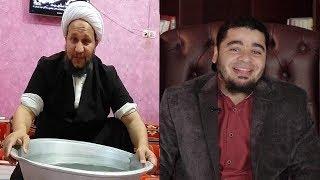 Gambar cover الله اكبر هل تسنن فقيه الشيعة شهيد العتابي بعد اتصال رامي عيسى به ..لايفوووتكـ