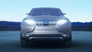 คล ป mitsubishi concept gr hev model all new triton