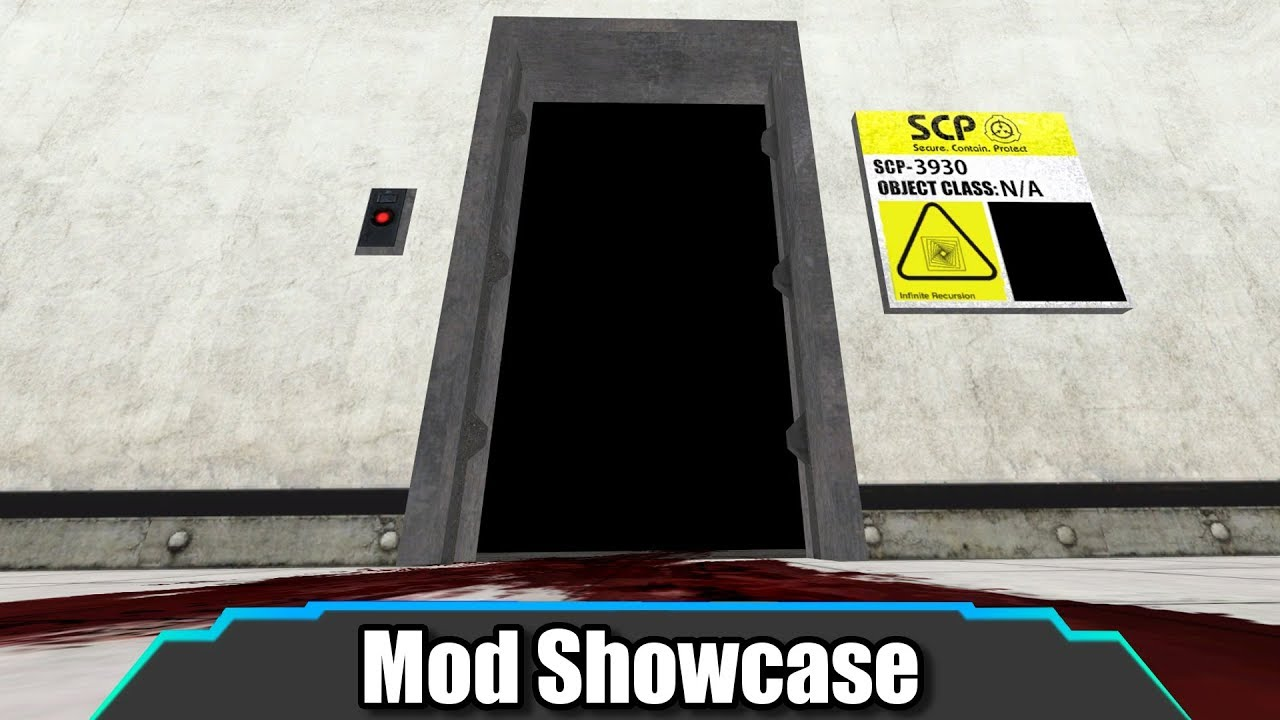THREE SCPs In ONE Video SCP-2915, SCP-3930, SCP-1499 | Garry's Mod | Mod  Showcase
