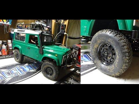 Pit Bull PBX A/T Hardcore 1.9 tire review